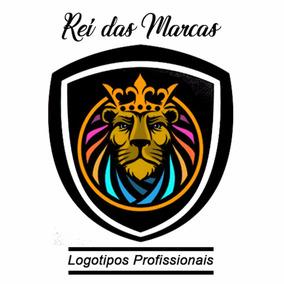 Criação De Logo Profissional - Logotipo - Logomarca - Marca
