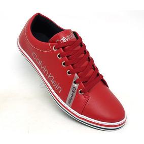 a04bae05e Centauro Tenis Homem Masculino Sapatenis Calvin Klein - Sapatos no ...