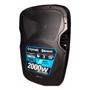 Parlante Bluetooth Tyrrell 15 2000w Monster 115