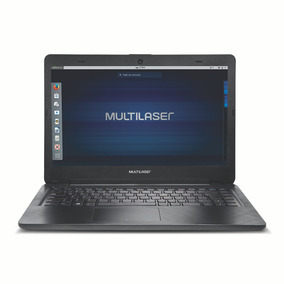 Notebook Legacy Multilaser Intel 14 4gb Hd 500gb Pc204