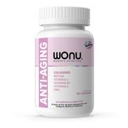 Wonu, Belinda, Biotina, Colageno, Zinc, Vitamina E, A Y B5