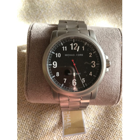 Michael Kors Reloj Hombre Mk8500 Plata