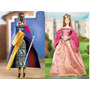 Barbie Princesas Del Mundo Africa, Inglaterra