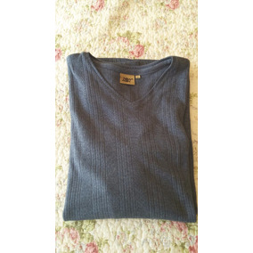 Sweater New Man Color Gris - Talle Xl