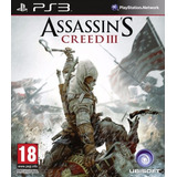 Assassins Creed 3 Ps3 || Stock Ya! || Falkor!