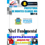 Apostila Digital Prefeitura Montes Claros Mg Fundamenta 2015
