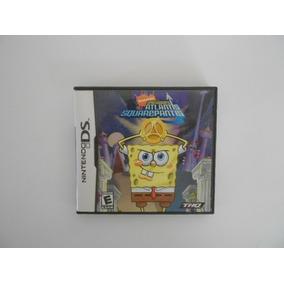 Spongebobs Atlantis Squarepantis Bob Esponja En Game Reaktor
