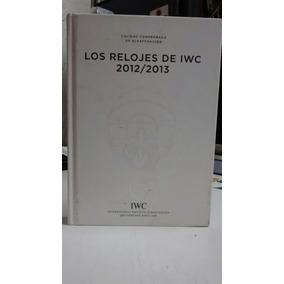 Catálogo De Relojes Iwc 2012-2013