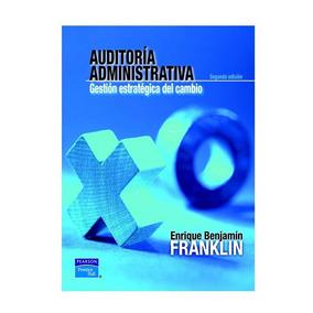 Libro Auditoría Administrativa, 2da Edición - Franklin E.pdf