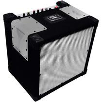 Amplificador Para Todo Instrumento 3000w 12 Pulg. Mp3 Usb Sd