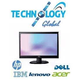 Monitor Marca Dell Lenovo Ibm Acer Clase A 19¨