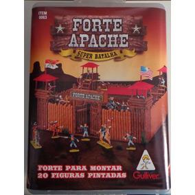 Maleta Grande Forte Apache Super Batalha Gulliver Lacrado