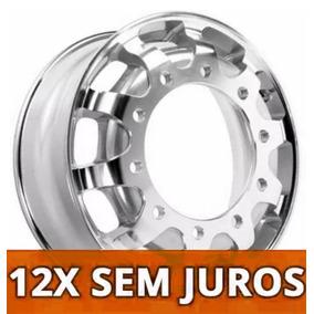 Roda De Alumínio 22,5 X 8,25 Caminhão Speedline 12x Sem Juro