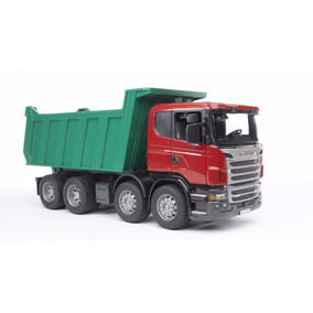 Bruder 3550 - Caminhão Basculante Scania R-series