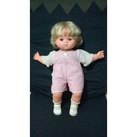 Boneca Nenezinha Bebezinha Da Estrela Meu Bem 1980! Rara!