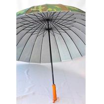 Paraguas Sombrilla Con Protección Solar Diferentes Colores