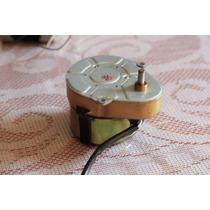 Motor Crouzet Con Reductor De Velocidad, 115vac, 3.2 Rpm