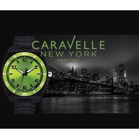 Reloj Hombre Elegante Bulova Caravelle Deportivo Oferta