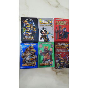 Coleccion Completa Clash Royale Pack X 6 Mazos Originales