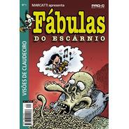 Fábulas Do Escárnio Marcatti Quadrinhos Humor Negro