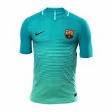 Jersey Original Barcelona 3era Aeroswift Jugador 2016-2017