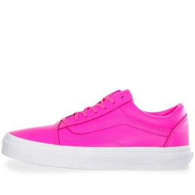 vans clasic mujer zapatillas rosas