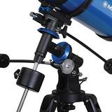 Meade Instruments 216006 Polaris 130 Eq Telescopio