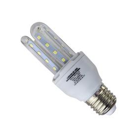 Mini Foco Ahorrador 24led 100lm Luz Blanca E27 5w 3u05w01