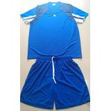 Jogo Camisa/calção Kanxa 15+15 P/ Futsal Campo, Society