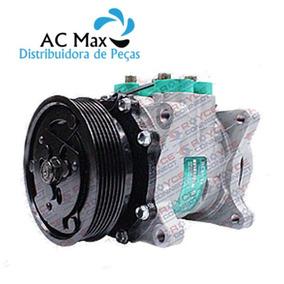 Compressor Ar Condicionado Modelo 6p148 6pk Vw Santana