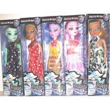 Muñecas Monster High Decoracion Tortas Articuladas 16 Cm