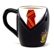 Mug Pocillo Taza Cerámica Harry Potter Gryffindor Cosplay