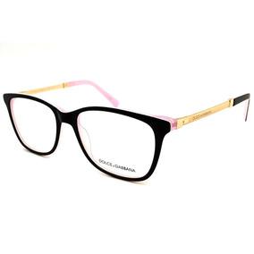 01bd146f4a5b7 Armação Oculos Grau Original New Dg3126 Feminino Acetato