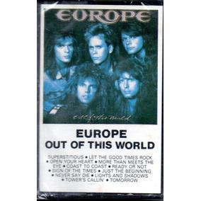 K7 Europe - Out Of This World - Fita Nova,lacrada!!!