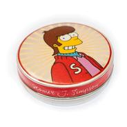 Pastillero Metálico Multiuso Lata Homero J Simpsons