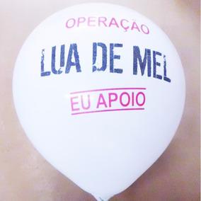 Bexiga De Casamento Operação Lua De Mel Gravata Festa
