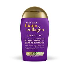 Shampoo Ogx Biotin & Collagen 88.7ml