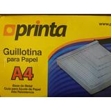 Guillotina Printa A4