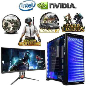 Pc Gamer Computadora Juegos Amd A8 8gb 1tb - 4 Nucleos