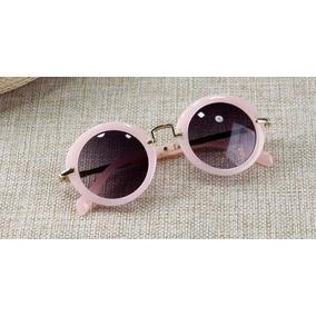 Óculos De Sol Infantil Menina Chic Com Proteçao Uv400 446d774fc0