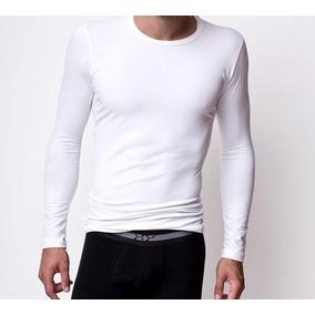 Camiseta Hombre Xy Cromosoma Termica M Larga Redondo O V