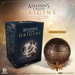 Maçã Do Éden Artefato Assassins Creed Origins Origens