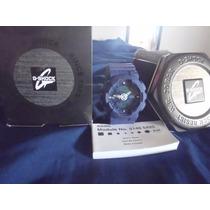 Reloj G-shock Camuflaje Bosque Azul Nuevo Pieza Unica