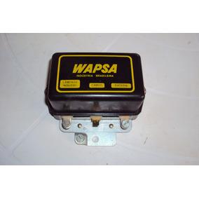 Regulador De Voltagem Waspa Do Vw Fusca Após 67 1500/1600