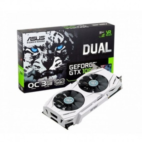 Placa De Video Asus Dual Geforce Gtx 1060 3gb Ddr5 Nvidia Hd