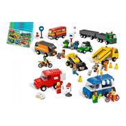 Set De Vehículos Lego Education