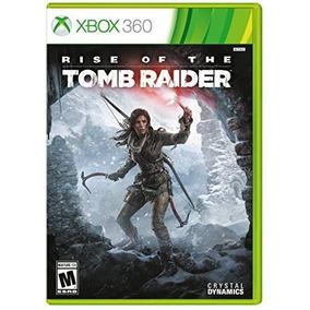 Rise Of The Tomb Raider - Xbox 360 - Xbox 360 Edición W34