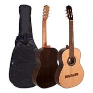 Guitarra Criolla Fonseca 31 Tapa Abeto Con Funda - Oddity