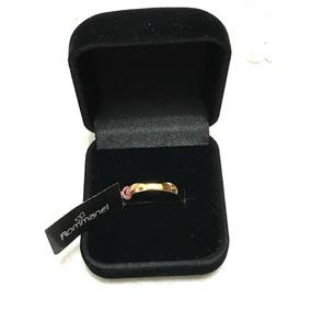 Rommanel Aliança 4mm Casamento Noivado Compromisso 511026