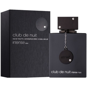 Club De Nuit Intense Armaf 105ml Para Hombre (mil Esencias)